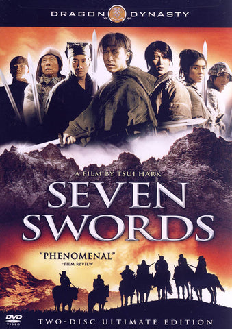 Seven Swords (Two-Disc Edition) DVD Movie