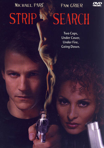 Strip Search DVD Movie