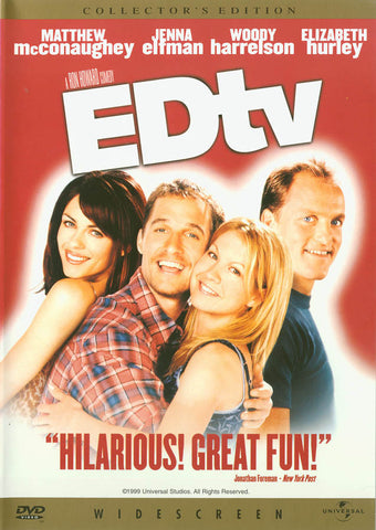 EdTV (Collector s Wide Screen Edition) DVD Movie