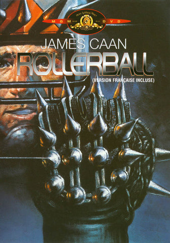 Rollerball (Bilingual) (James Caan) DVD Movie