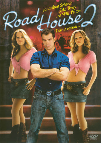 Road House 2 DVD Movie