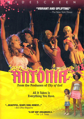 Antonia (Widescreen) DVD Movie