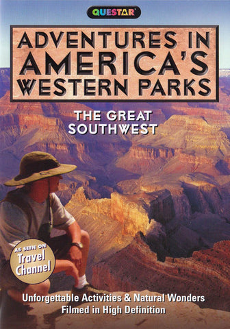 Adventures in America's Western Parks - The Great Southwest DVD Movie