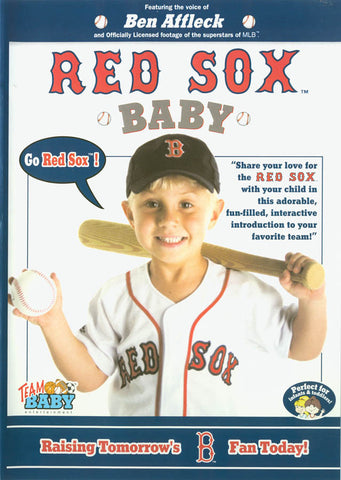 Team Baby - Red Sox Baby DVD Movie