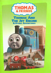Thomas And Friends - Thomas and The Jet Engine And Other Adventures