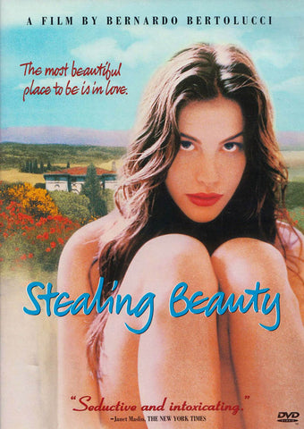 Stealing Beauty (Blue Cover) DVD Movie