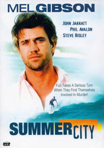 Summer City DVD Movie