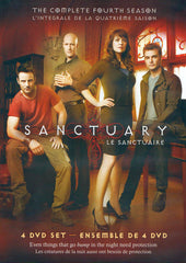 Sanctuary - The Complete Fourth (4th) Season (Bilingual)