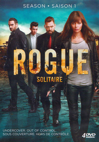 Rogue - Season 1 (Bilingual) DVD Movie
