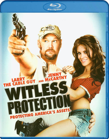 Witless Protection (Blu-ray) (MAPLE) BLU-RAY Movie