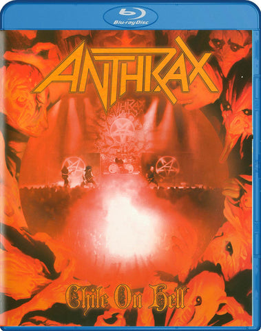 Anthrax - Chile On Hell (Blu-ray) BLU-RAY Movie