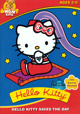 Hello Kitty - Hello Kitty Saves the Day (MGM) DVD Movie