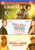 Kalifornia / Mr. & Mrs. Smith / Thelma & Louise (Triple Feature) (Bilingual) DVD Movie