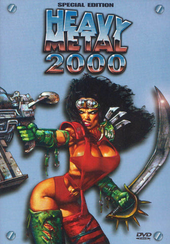 Heavy Metal 2000 (Special Edition) (LG) DVD Movie