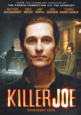Killer Joe DVD Movie