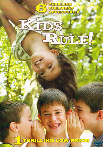 Kids Rule! (6 Thrilling Childrens Adventures!) DVD Movie