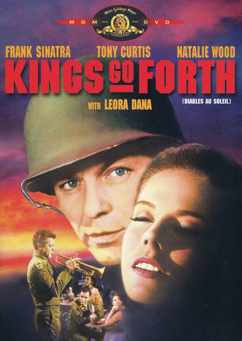 Kings Go Forth (MGM) (Bilingual) DVD Movie