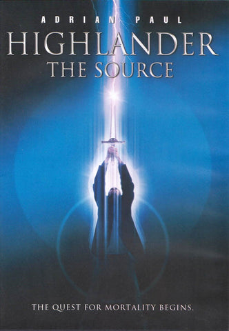 Highlander - The Source (MAPLE) DVD Movie
