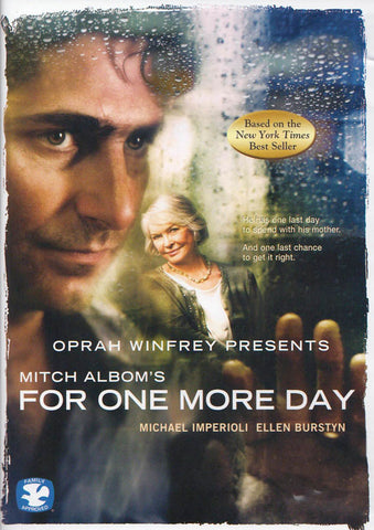 For One More Day (Oprah Winfrey Presents) (LG) DVD Movie