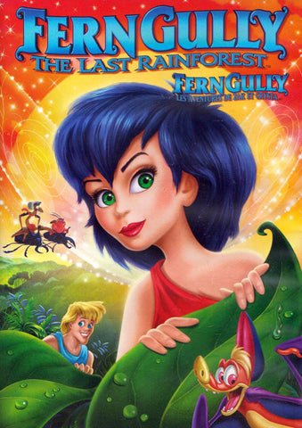 FernGully - The Last Rainforest (Bilingual) DVD Movie