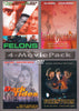Felons / Fatal Passion / Dark Tides / Firestorm (4-Movie Pack) DVD Movie
