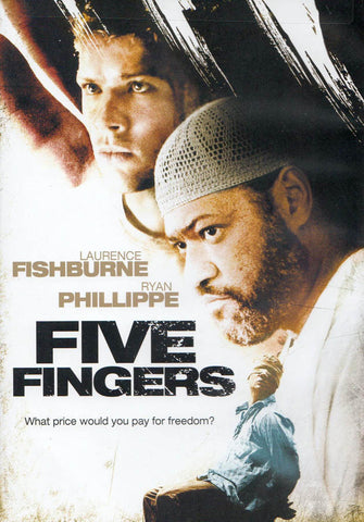 Five Fingers (MAPLE) DVD Movie