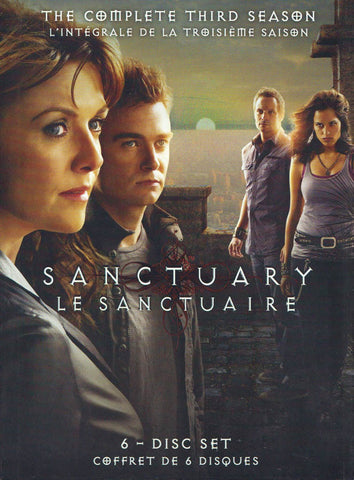Sanctuary - The Complete Third Season (Boxset) (Bilingual) DVD Movie