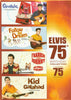 Elvis 75th Birthday Collection (Clambake / Follow that Dream / Frankie and Johnny / Kid Galahad) DVD Movie