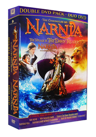 The Chronicles Of Narnia - Voyage Of The Dawn Treader (Double DVD Pack) (Bilingual) (Boxset) DVD Movie