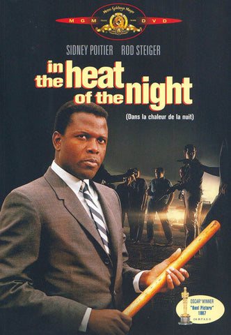 In the Heat of the Night (MGM) (Bilingual) DVD Movie