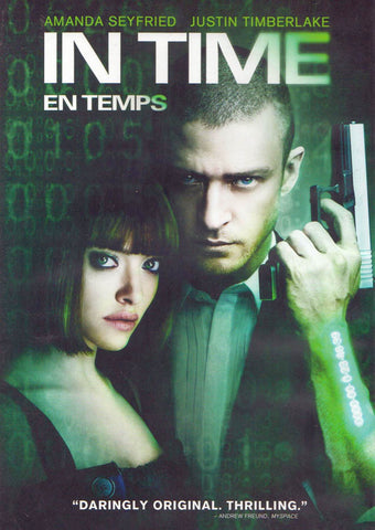 In Time (Bilingual) DVD Movie