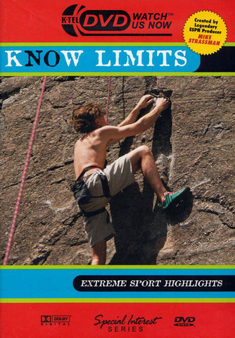 Know Limits - Extreme Sports Highlights DVD Movie