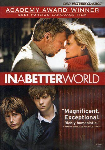 In A Better World DVD Movie