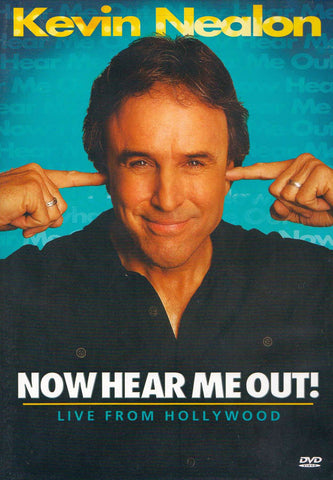 Kevin Nealon - Now Hear Me Out DVD Movie