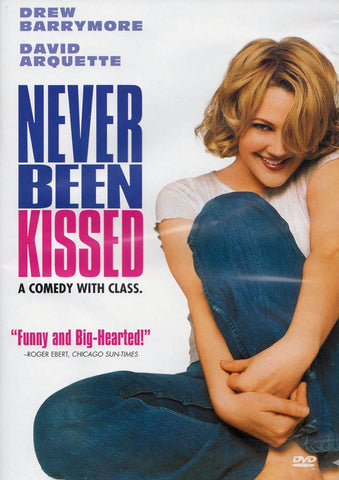 Never Been Kissed DVD Movie
