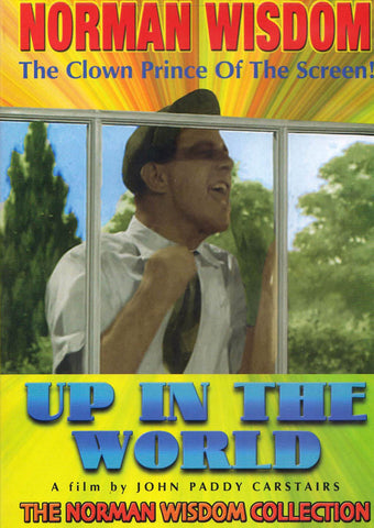 The Norman Wisdom Collection - Up In The World DVD Movie