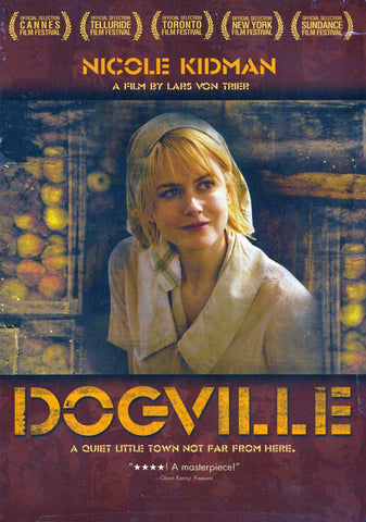 Dogville DVD Movie