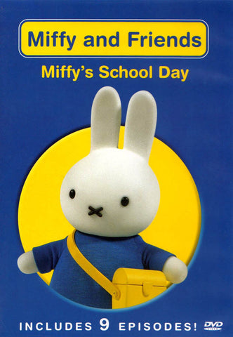 Miffy and Friends - Miffy s School Day (CA Version) DVD Movie