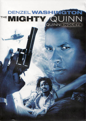 The Mighty Quinn (White Cover) (Bilingual) DVD Movie