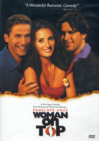 Woman on Top (Bonus : Recipe Booklet) DVD Movie
