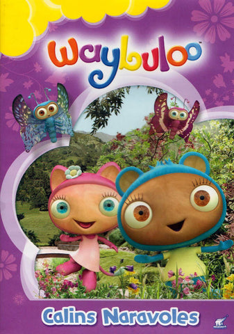 Waybuloo - Calins Naravoles (French) DVD Movie