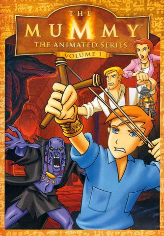 The Mummy - The Animated Series Volume 1 DVD Movie