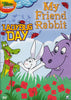 My Friend Rabbit - Ladybug Day (CA Version) DVD Movie