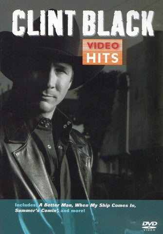 Clint Black - Video Hits DVD Movie
