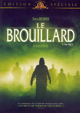 Le Brouillard (Edition Speciale) (Green Cover) (MGM) (Bilingual) DVD Movie