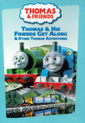 Thomas and Friends - Thomas and His Friends Get Along (Maple)