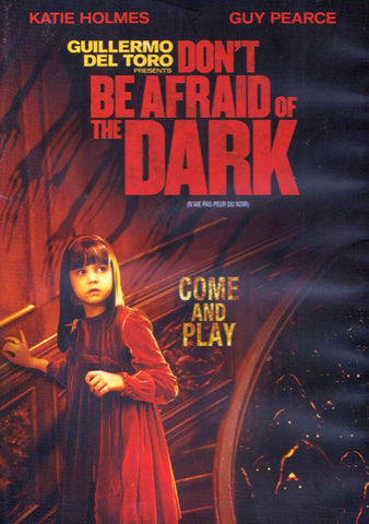 Don't Be Afraid of the Dark (AL) (Bilingual) DVD Movie