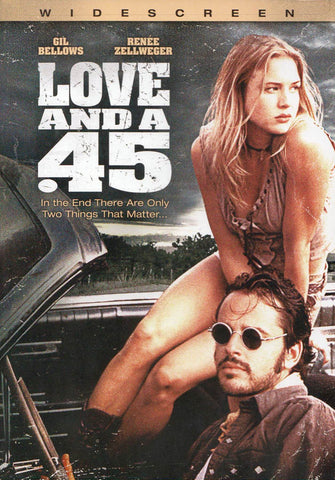 Love And A.45 (MAPLE) DVD Movie
