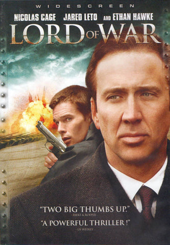 Lord of War (Widescreen) (MAPLE) DVD Movie