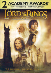 The Lord of the Rings - The Two Towers (Widescreen) (Bilingual)